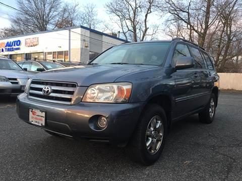 2007 Toyota Highlander For Sale >> Toyota Highlander For Sale In Hasbrouck Heights Nj Bk Motors
