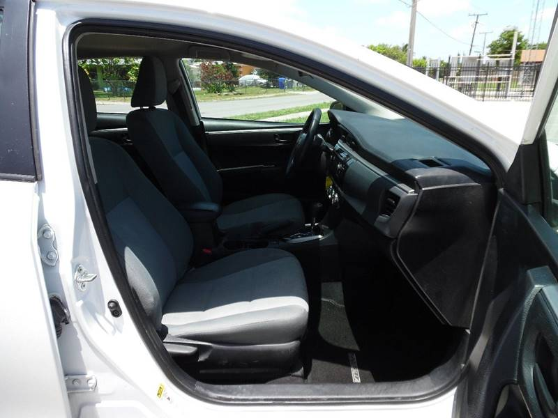 2014 Toyota Corolla L 4dr Sedan 4A - Hollywood FL