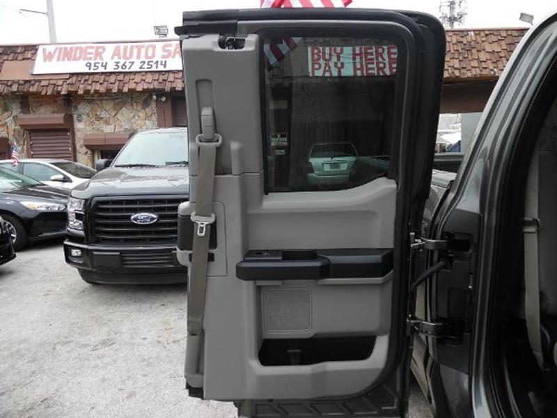 2015 Ford F-150 4x2 XL 4dr SuperCab 6.5 ft. SB - Hollywood FL