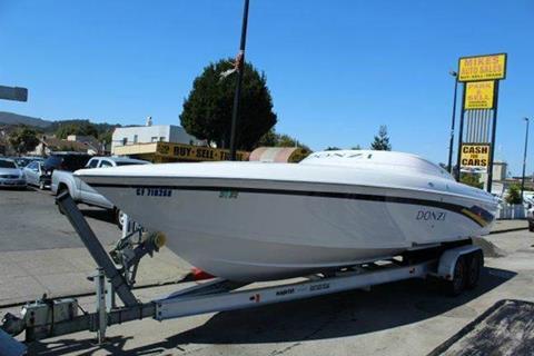 1998 Donzi 28 ZX Marine Boat for sale in San Bruno, CA