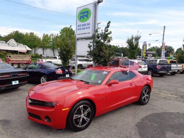 2011 Chevrolet Camaro Ls 2dr Coupe In Murfreesboro Tn Rite