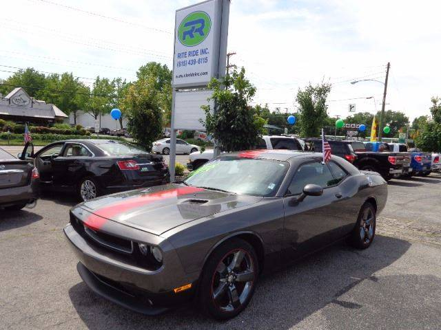 2013 Dodge Challenger Rallye Redline Appearance Group 2dr Coupe In ...