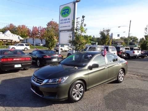 2013 Honda Accord for sale in Murfreesboro, TN