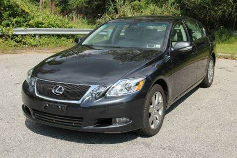 2011 Lexus GS 350 for sale at Positive Auto Sales, LLC in Hasbrouck Heights NJ