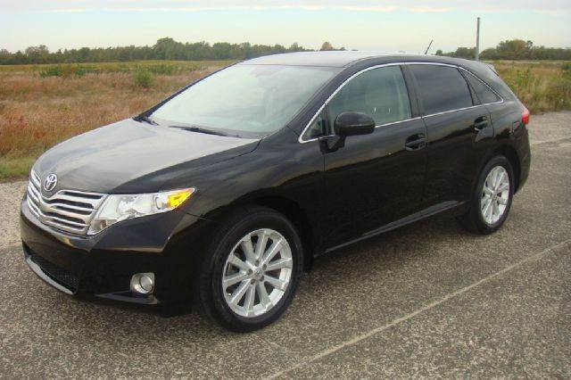 2012 Toyota Venza for sale at Positive Auto Sales, LLC in Hasbrouck Heights NJ