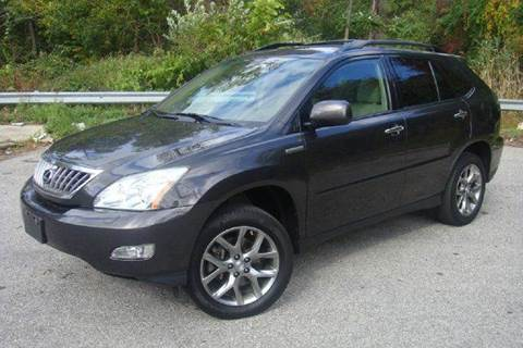 2009 Lexus RX 350 for sale at Positive Auto Sales, LLC in Hasbrouck Heights NJ