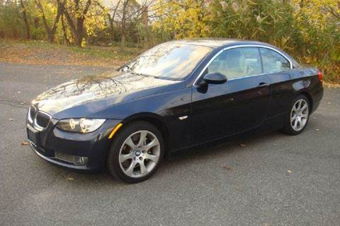 2007 BMW 3 Series for sale at Positive Auto Sales, LLC in Hasbrouck Heights NJ