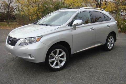 2011 Lexus RX 350 for sale at Positive Auto Sales, LLC in Hasbrouck Heights NJ