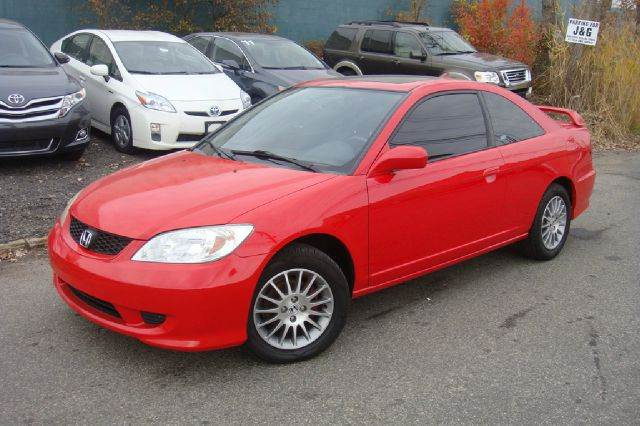 2005 Honda Civic for sale at Positive Auto Sales, LLC in Hasbrouck Heights NJ