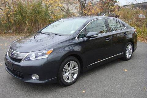 2011 Lexus HS 250h for sale at Positive Auto Sales, LLC in Hasbrouck Heights NJ