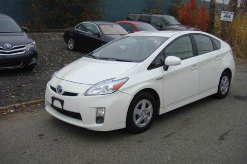 2010 Toyota Prius for sale at Positive Auto Sales, LLC in Hasbrouck Heights NJ