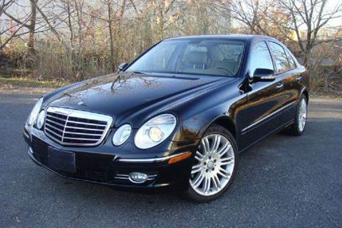 2008 Mercedes-Benz E-Class for sale at Positive Auto Sales, LLC in Hasbrouck Heights NJ
