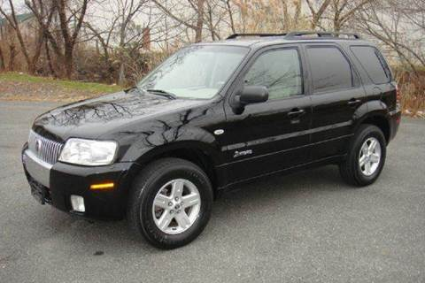2006 Mercury Mariner Hybrid for sale at Positive Auto Sales, LLC in Hasbrouck Heights NJ
