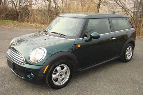 2009 MINI Cooper Clubman for sale at Positive Auto Sales, LLC in Hasbrouck Heights NJ