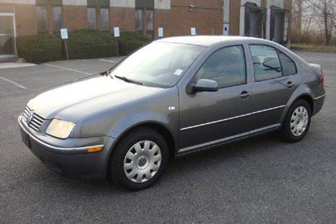 2005 Volkswagen Jetta for sale at Positive Auto Sales, LLC in Hasbrouck Heights NJ