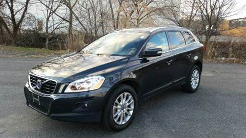 2010 Volvo XC60 for sale at Positive Auto Sales, LLC in Hasbrouck Heights NJ