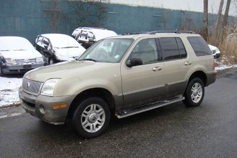 2003 Mercury Mountaineer for sale at Positive Auto Sales, LLC in Hasbrouck Heights NJ