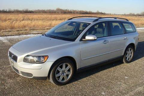 2007 Volvo V50 for sale at Positive Auto Sales, LLC in Hasbrouck Heights NJ