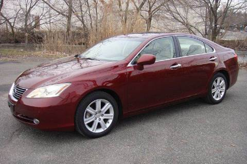 2007 Lexus ES 350 for sale at Positive Auto Sales, LLC in Hasbrouck Heights NJ