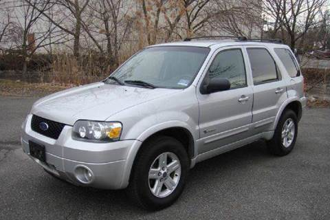 2005 Ford Escape for sale at Positive Auto Sales, LLC in Hasbrouck Heights NJ