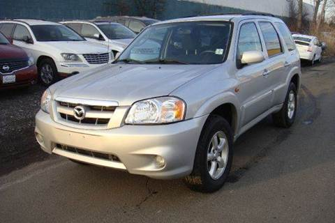 2005 Mazda Tribute for sale at Positive Auto Sales, LLC in Hasbrouck Heights NJ