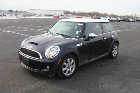 2007 MINI Cooper for sale at Positive Auto Sales, LLC in Hasbrouck Heights NJ