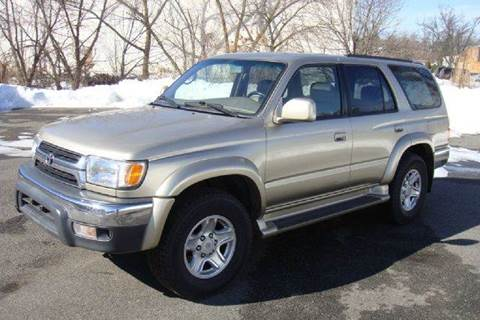 2002 Toyota 4Runner for sale at Positive Auto Sales, LLC in Hasbrouck Heights NJ
