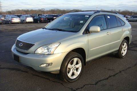 2004 Lexus RX 330 for sale at Positive Auto Sales, LLC in Hasbrouck Heights NJ