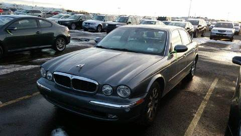 2004 Jaguar XJ-Series for sale at Positive Auto Sales, LLC in Hasbrouck Heights NJ