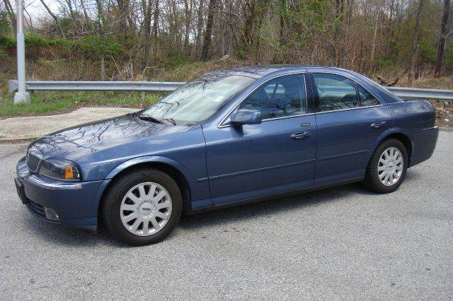2005 Lincoln LS for sale at Positive Auto Sales, LLC in Hasbrouck Heights NJ