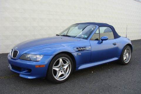 2000 BMW M for sale at Positive Auto Sales, LLC in Hasbrouck Heights NJ
