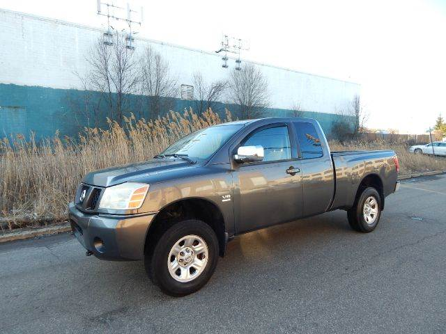 2004 Nissan Titan Xe 4dr King Cab 4wd Sb In Hasbrouck Heights Nj