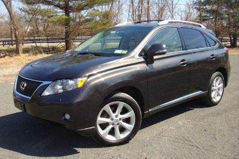 2010 Lexus RX 350 for sale at Positive Auto Sales, LLC in Hasbrouck Heights NJ