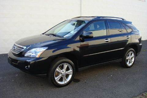 2008 Lexus RX 400h for sale at Positive Auto Sales, LLC in Hasbrouck Heights NJ