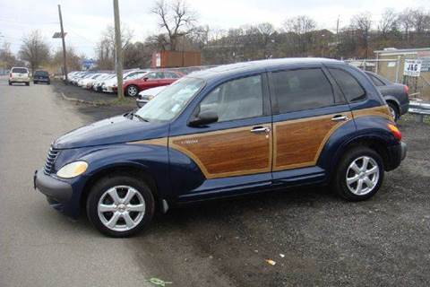 2002 Chrysler PT Cruiser for sale at Positive Auto Sales, LLC in Hasbrouck Heights NJ