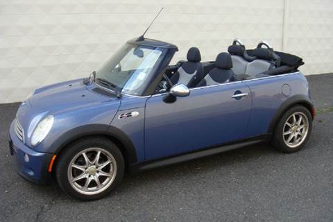 2005 MINI Cooper for sale at Positive Auto Sales, LLC in Hasbrouck Heights NJ