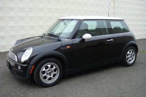 2003 MINI Cooper for sale at Positive Auto Sales, LLC in Hasbrouck Heights NJ