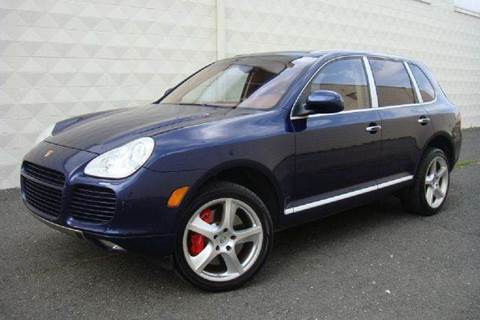 2006 Porsche Cayenne for sale at Positive Auto Sales, LLC in Hasbrouck Heights NJ