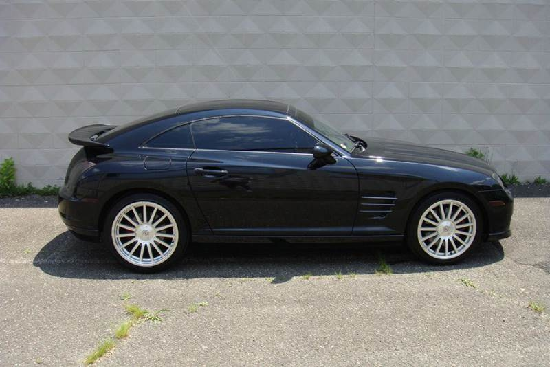 2005 Chrysler Crossfire Srt-6 Coupe In Hasbrouck Heights NJ ...