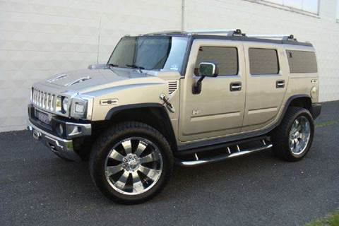 2004 HUMMER H2 for sale at Positive Auto Sales, LLC in Hasbrouck Heights NJ