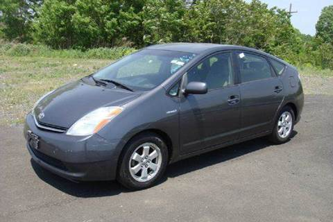 2007 Toyota Prius for sale at Positive Auto Sales, LLC in Hasbrouck Heights NJ