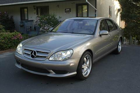 2006 Mercedes-Benz S-Class for sale at Positive Auto Sales, LLC in Hasbrouck Heights NJ