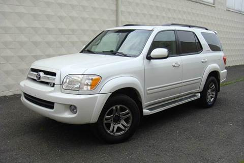 2006 Toyota Sequoia for sale at Positive Auto Sales, LLC in Hasbrouck Heights NJ