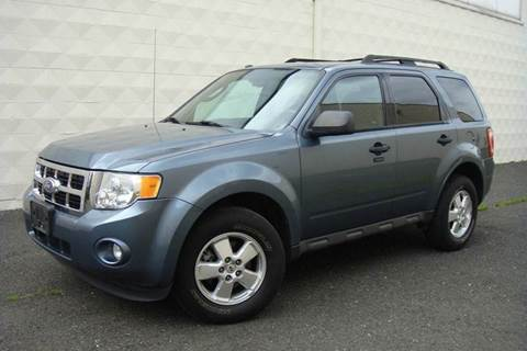 2010 Ford Escape for sale at Positive Auto Sales, LLC in Hasbrouck Heights NJ