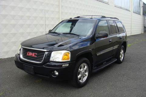 2005 GMC Envoy for sale at Positive Auto Sales, LLC in Hasbrouck Heights NJ