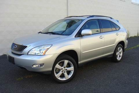 2008 Lexus RX 350 for sale at Positive Auto Sales, LLC in Hasbrouck Heights NJ