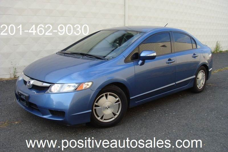 2009 Honda Civic Hybrid 4dr Sedan W/Leather   Hasbrouck Heights NJ