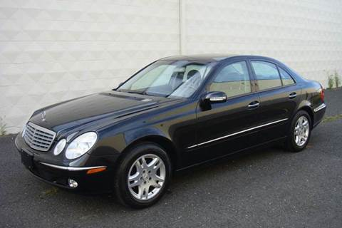 2003 Mercedes-Benz E-Class for sale at Positive Auto Sales, LLC in Hasbrouck Heights NJ