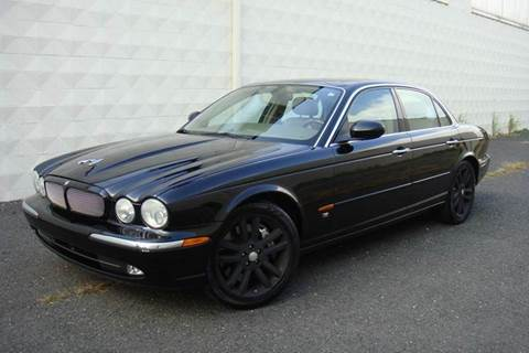 2004 Jaguar XJR for sale at Positive Auto Sales, LLC in Hasbrouck Heights NJ