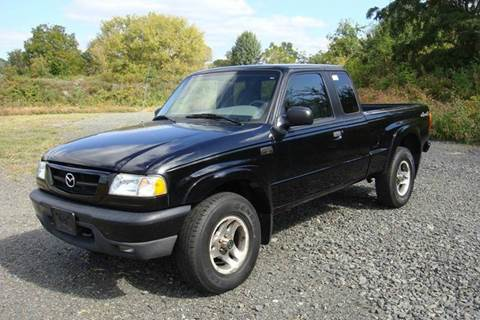 2001 Mazda B-Series Pickup for sale at Positive Auto Sales, LLC in Hasbrouck Heights NJ